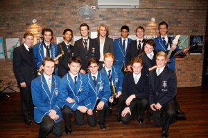 SACS High School Senior Jazz Band Festival 2015